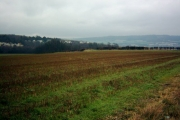 Between Upper Halling and Holborough