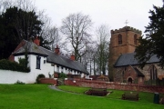 St Peters Church & Alms Houses