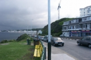 View of Douglas from Onchan
