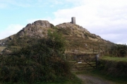 Brentor and Church