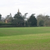 Church, Ayot St Peter, from afar.