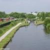 Ashton Canal from Edge Lane Bridge