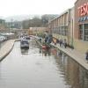 Huddersfield Canal in Stalybridge
