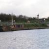 Partington Oil Terminal and Manchester Ship Canal