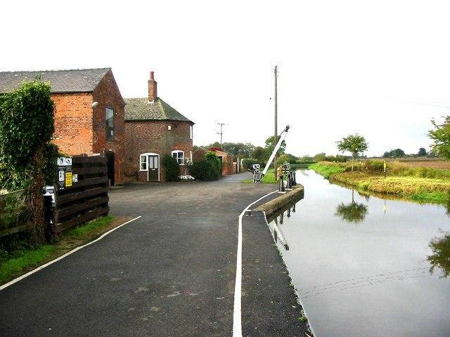 Toll Cottage at Swarkestone Lock