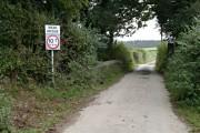 Bridge over the Lee Moor Tramway
