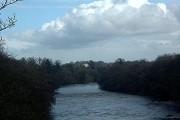 River Tees at Winston