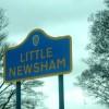 Little Newsham - west entrance