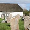 Cheriton Fitzpaine: churchyard