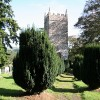 Stockleigh English: St Mary's church