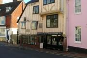 The Fifteenth Century Bookshop, High Street
