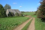 Farm Buildings Near Apethorpe