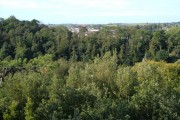 View from St Michael's Chapel, Torquay