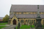 St Michael and All Angels Church Easington Lane