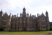 Exterior of Harlaxton College