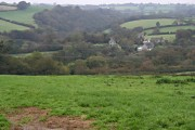 Valley west of Callington