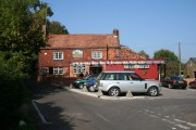 The 'Rising Sun and Inglenook Restaurant', Fawkham Green, Kent