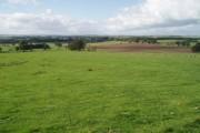 Farmland near Hallington High Farm
