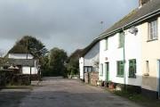 Puddington: the village