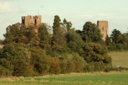 Layer Marney Towers and St Mary's church