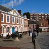 Custom House and Harbourmaster's Office, Exeter Quay