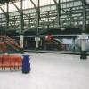 Deserted platforms at Aberdeen railway station