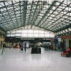 Inside Aberdeen railway station