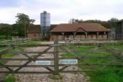Outbuildings, Foxhunt Park Farm