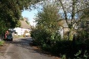 Romansleigh: the village