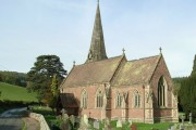 Church of St. Mary The Virgin, Flaxley