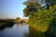 Dunstall Bridge, Coventry Canal