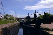 Minworth Top Lock