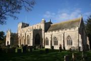 St.Mary & St.Nicholas' church, Wrangle
