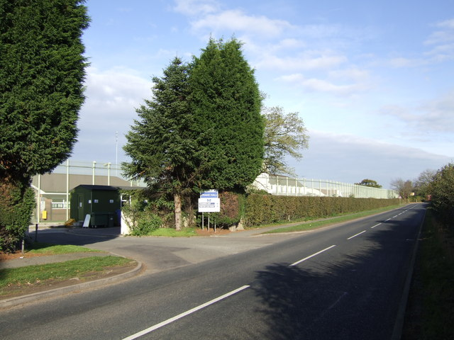 Drake Hall Prison