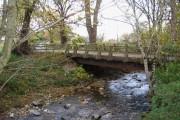 Bridge on the Belladrum Burn