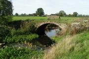 Bridge over Bolton Beck