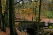 Halliwell Fold Bridge over the River Roddlesworth