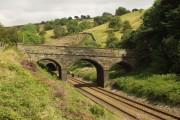 Rail Bridge and Tunnel Portal