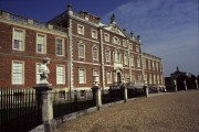 Front of Wimpole Hall