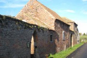 Old buildings at Brierton Farm
