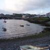 Hamnavoe harbour, West Burra, Shetland