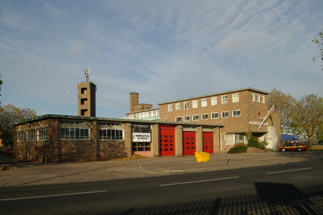 Ascot Drive fire station