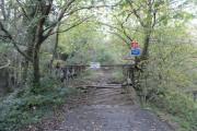 Derelict Bridge over Loughor
