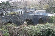 Bridges over the River Ely at Leckwith