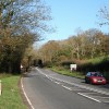 Upottery: the A30 near Yard Cross