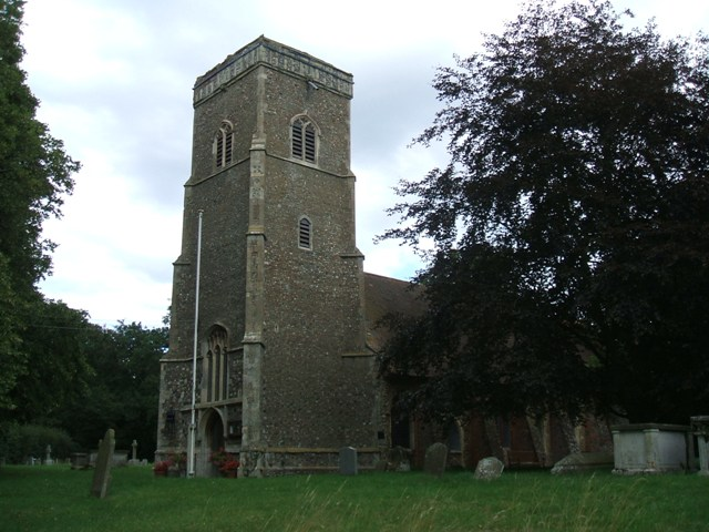 Knodishall Church