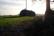 Hut on Goldscross Hill