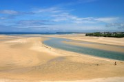 Porth Kidney beach