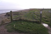 Kilnsea Beach edge