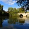 Bridge over the Thames: Abingdon